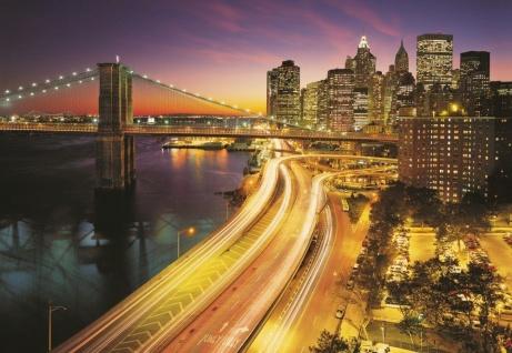 Fototapete NYC Lights