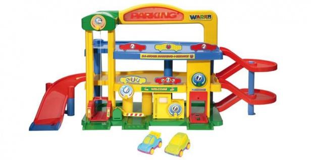 WADER Premium Garage No. 1
