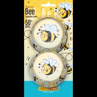 Muffinförmchen Bee 50 Stück