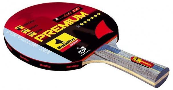 TT-Schläger Bandito Premium