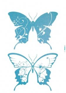 Deco-Sticker Farfalle