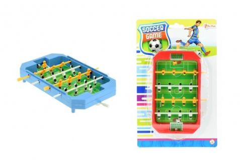 Mini-Tischfußballspiel sortierte Ware