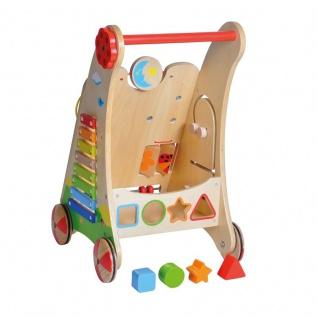 Play Pram - Holzspielwagen
