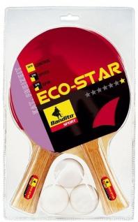 Tennis Schläger-Set Eco Star