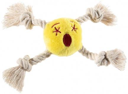 """Emoji Zerrspielzeug """" Oh"""", ApporHundespielzeug, Heunec Hundespielzeug"""