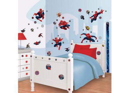 Walltastic Mini Kit Spiderman