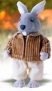 Der Hase aus der Serie Die kleinen Freunde aus dem Wald