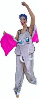 Karneval Kostüm Elefant, für Erwachsene