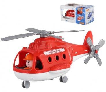 Hubschrauber Alfa Feuerwehr