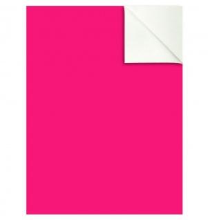 Wallies Kreidetafel Wandaufkleber, Chalkboard Neon pink