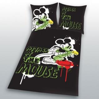 Bettwäsche Walt Disney Attack of the Mouse