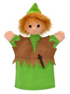 Handpuppe Peter Pan, 30cm
