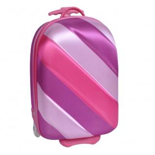 Bouncie Trolley mit blinkenden Rädern, Girls pink