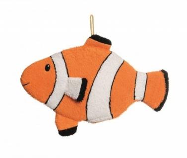 Waschhandschuh SWASH Clown Fisch - Badespass für Kinder