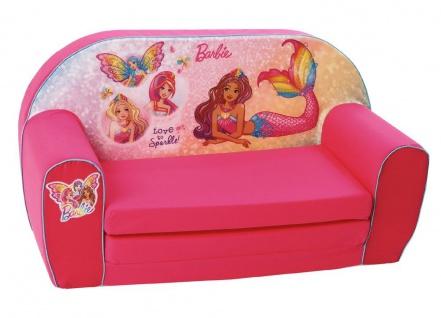 Kindersofa Barbie
