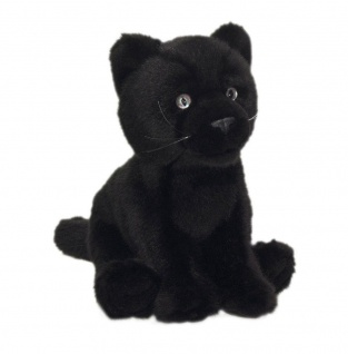 Plüschtier WWF Pantherbaby, 19cm