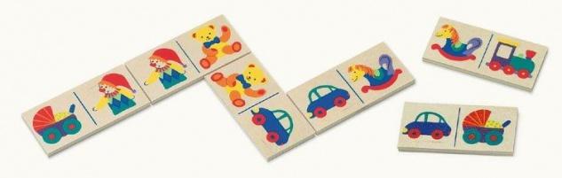 Domino Mein liebstes Spielzeug
