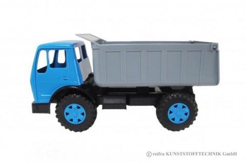 LKW Kipper, blau, 47 cm