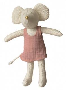 Stofftier Maus Celeste - Babyspielzeug