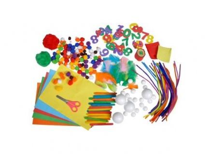 Arts und Crafts Bastelkoffer 300-teilig - Vorschau 5