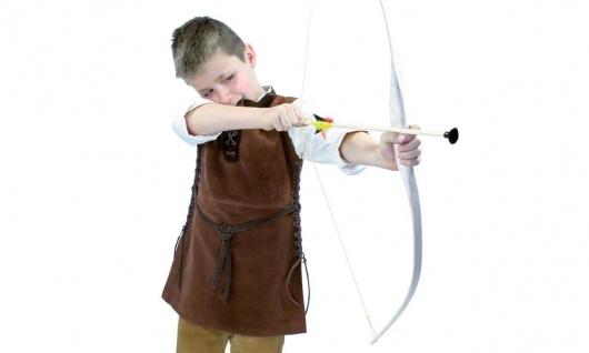 Kostüm Robin Hood, für Erwachsene Grösse XXL