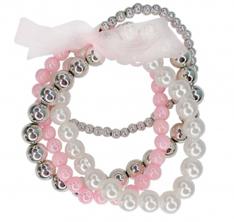 Pearly to Wed Armband-Set, für Kinder