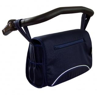 Zekiwa Wickeltasche für Kinderwagen, marine