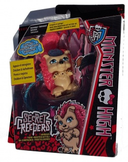 Monster High Tier Secret Creepers Cusion Howleens Igel - Vorschau 5