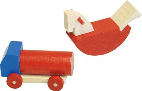 Spielzeugset fürs Puppenhaus, 2 teilig