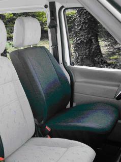 Autositz-Bezug VW T5, vorne Einzelsitz