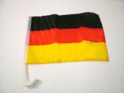 Autofahne Deutschland, 1 Stück