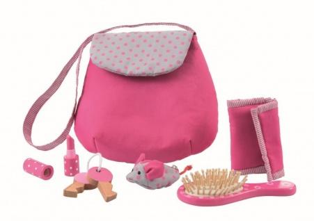 Handtasche Kate mit Zubehör - Kinderhandtasche