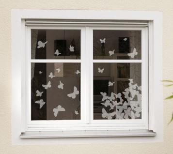 Window-Sticker Schmetterlinge