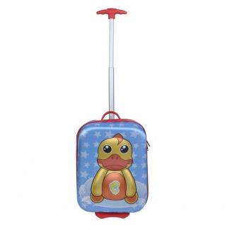 Bouncie Trolley Duck mit blinkenden Rädern