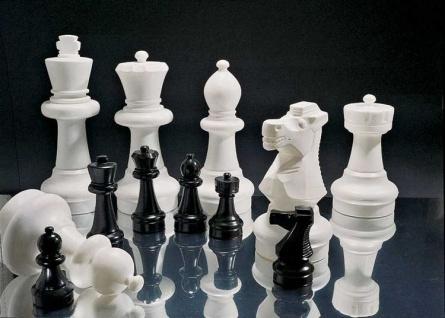 Schachfiguren von Rolly Toys, Kleine Figuren