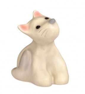 Nachtlicht Katze FELIX, weiß