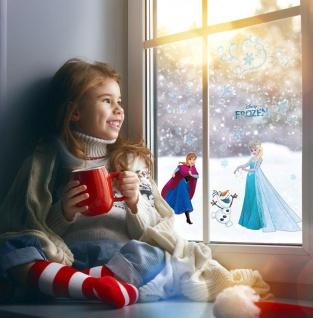 Window-Sticker Frozen Snowflake