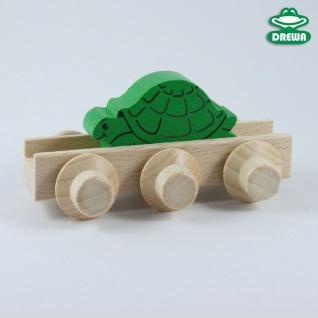 Laufteil für DREWA Kugelbahnen, Schildkröte