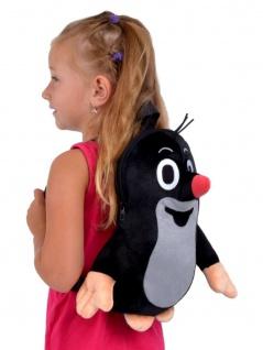 Rucksack Der kleine Maulwurf - Plüschrucksack für Kinder