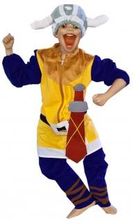 Karneval Kinderkostüm Wikinger, Größe 116