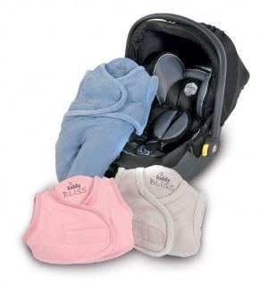 Babyschlafsack Kiddy bliss 001 - grau