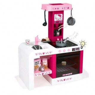 Smoby - Roleplay - Elektronische Hello Kitty Küche Cheftronic