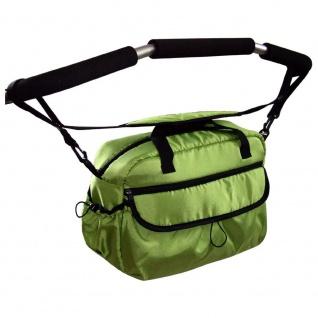Zekiwa Wickeltasche für Kinderwagen Sport Duo, grün