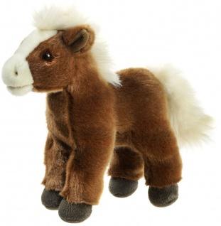 Plüschtier Mi Classico Pferd, stehend, 16 cm