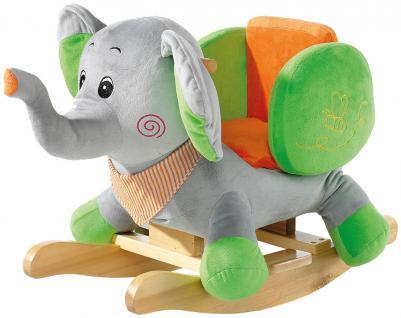 Schaukeltier Elefant, Länge 61 cm