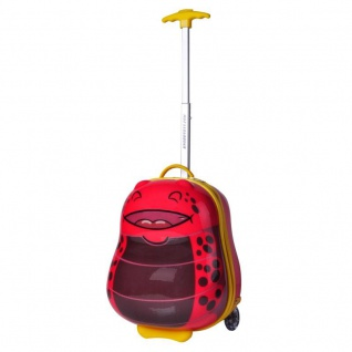 Bouncie Trolley Wurm Cherry