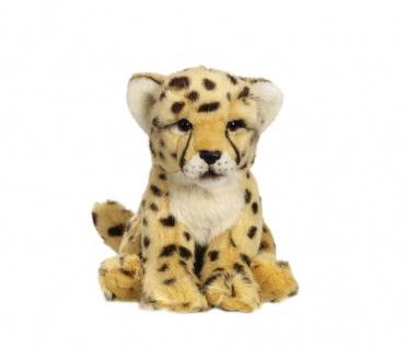 Plüschtier WWF Gepard, sitzend Grösse 23cm