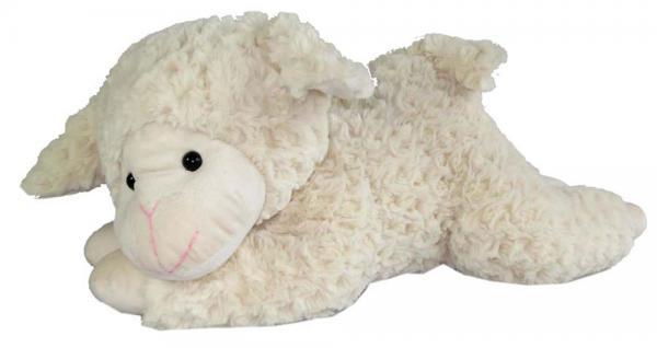 Plüschtier Lamm, liegend
