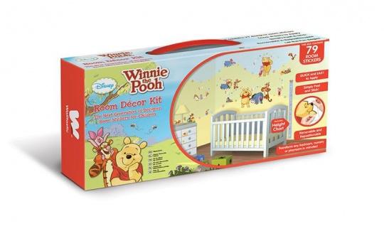 Walltastic Mini Kit Disney Winnie the Pooh