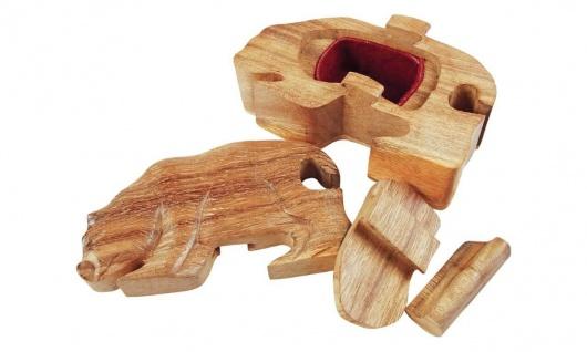 Trickbox Bär - Dekobox